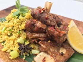 Adobo Beef Ribs
